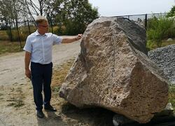 Большой камень установят в одноимённом городе Приморья