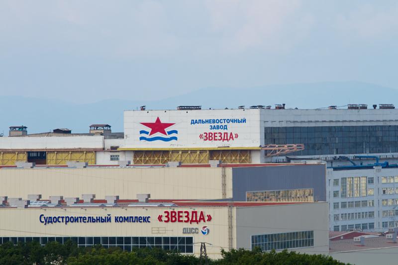 """Корабелы """"Звезды"""" в Большом Камне планируют построить арктический газовоз за четыре года"""